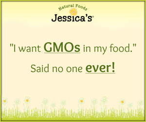 20140803 Day 2 Jessica's Natural Foods - GMOs