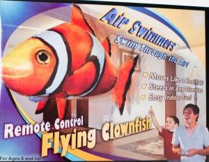 Air Swimmer
