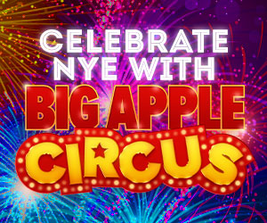 20141224 NYE Big Apple Circus