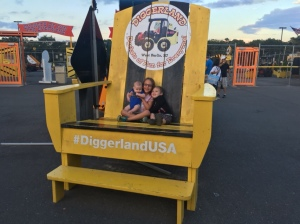 The Mint Chip Mama - Diggerland