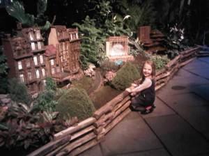 The Mint Chip Mama - New York Botanical Gardens 2018 Holiday Train Show