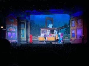 The Mint Chip Mama - Sesame Street Live! Make Your Magic