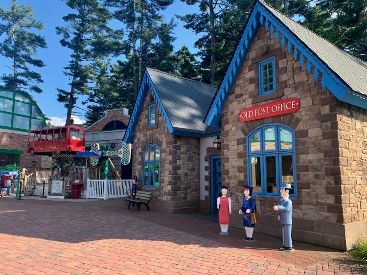 The Mint Chip Mama - Edaville Family Theme Park