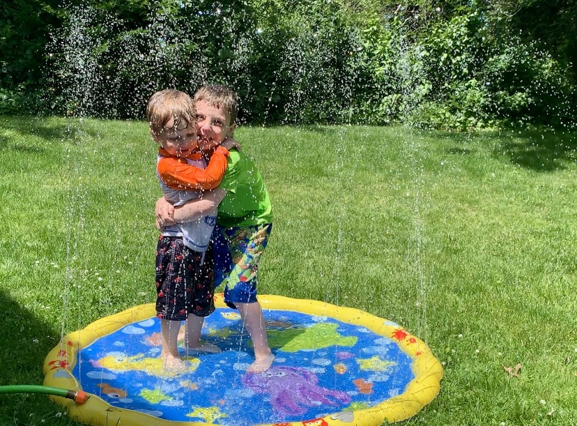 Summering In Place: How to Make Your Backyard A Wicked Fun Cocoon.